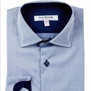 Issac Mizrahi boys dress shirt